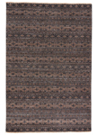 Jaipur Verna VEN08 Desta Pewter & Dark Gull Gray Area Rug