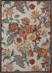 Nourison Waverly Artisanal Delight WAD20 POPPY Poppy Area Rug