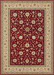 Loloi Welbourne WL-05 Red/Beige Area Rug