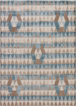 Jaipur Zane ZAN03 Payne Whisper White & Misty Blue Area Rug