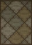 Loloi Zeina ZI-01 Brown/Multi Closeout Area Rug