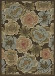 Loloi Zeina ZI-02 Brown/Multi Closeout Area Rug