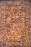 Momeni Agra AG-03 Kerman Multi Colored Closeout Area Rug - Spring 2011