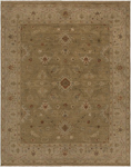 Surya Alanya ALA-2500 Tan/Ivory/Dark Brown/Beige/White Area Rug