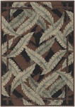 Surya Alfresco ALF-9541 Black Closeout Area Rug - Spring 2011