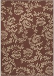 Surya Alfresco ALF-9571 Russet/Camel Closeout Area Rug - Fall 2012