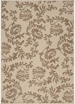 Surya Alfresco ALF-9581 Camel/Dark Khaki Closeout Area Rug - Fall 2012
