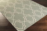 Surya Alfresco ALF-9589 Sage/Cream Area Rug