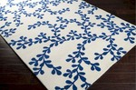 Surya Artist Studio ART-235 Dark Blue/White Closeout Area Rug - Spring 2014