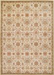 Kathy Ireland Home Ancient Times BAB01 IV Persepolis Ivory Area Rug
