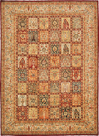 Kathy Ireland Home Ancient Times BAB04 MTC Pteria Multi Area Rug