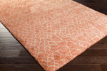 Surya Bjorn BJR-1009 Poppy/Beige/Chocolate Area Rug