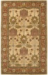 Surya Bungalow BNG-5007 Butter/Rose Closeout Area Rug - Fall 2012