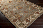 Surya Bungalow BNG-5018 Tea Leaves/Khaki/Bronze Area Rug