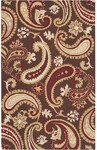 Surya Brentwood BNT-7687 Tan/Moth Beige/Adobe Closeout Area Rug - Spring 2014