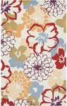 Surya Brentwood BNT-7693 Winter White/Pale Gold/Winter Sky Blue Closeout Area Rug - Spring 2014