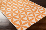 Surya Brentwood BNT-7696 Beige/Rust Closeout Area Rug - Fall 2015