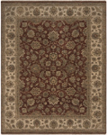Surya Bursa BUR-9112 Mocha/Light Grey/Olive/Moss Area Rug