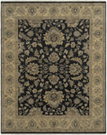 Surya Bursa BUR-9115 Charcoal/Beige/Olive/Chocolate Area Rug