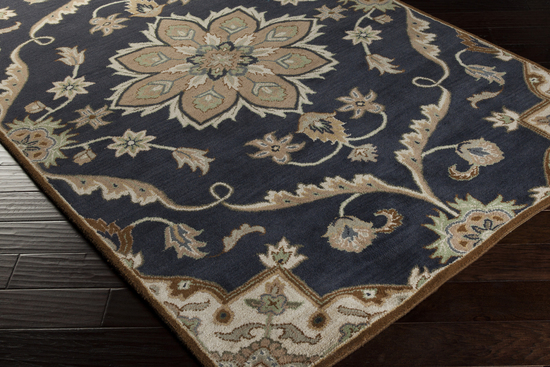 Navy Blue And Beige Area Rugs Rugs Ideas