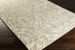 Surya Candice Olson Modern Classics CAN-2012 Ivory/Silver Cloud/Pigeon Grey Area Rug
