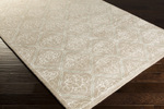 Surya Candice Olson Modern Classics CAN-2015 Taupe/Dove Grey/Antique White Area Rug