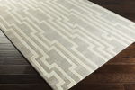 Surya Candice Olson Modern Classics CAN-2023 Flint Grey/Antique White Area Rug