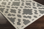 Surya Candice Olson Modern Classics CAN-2040 Moss/Light Grey/Ivory Area Rug
