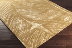 Surya Candice Olson Modern Classics CAN-2050 Gold/Beige Area Rug