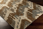 Surya Columbia CBA-103 Wenge/Stormy Sea Closeout Area Rug - Fall 2014