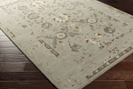 Surya Castello CLL-1014 Slate/Beige/Teal/Olive/Taupe/Grey Area Rug