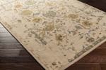 Surya Castello CLL-1017 Taupe/Olive/Gold/Charcoal/Slate Area Rug