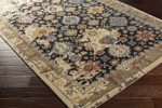 Surya Castello CLL-1019 Taupe/Black/Navy/Olive/Mocha/Burgundy Area Rug