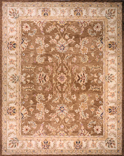 Momeni Camelot Cm 01 Brown Closeout Area Rug