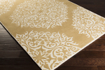 Surya Centennial CNT-1093 Gold/Ivory Closeout Area Rug - Fall 2015