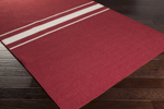 Surya Colton COL-6004 Cherry/Ivory Closeout Area Rug