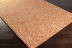 Surya Confetti CONFETT-10 Burnt Orange/Peach/Beige Closeout Area Rug - Spring 2015