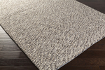 Surya Confetti CONFETT-6 Light Grey/Charcoal Closeout Area Rug - Fall 2015