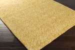 Surya Confetti CONFETT-7 Gold/Butter/Lime Closeout Area Rug - Spring 2015