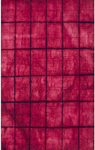 Surya Cruise CRS-7002 Hot Pink/Hot Pink/Eggplant Area Rug