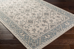 Surya Castille CTL-2002 Beige/Teal/Charcoal/Grey Closeout Area Rug