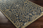 Surya Castille CTL-2013 Taupe/Gold/Light Grey/Mint Closeout Area Rug