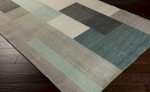 Surya Cypress CYP-1011 Light Grey/Stormy Sea/Teal Closeout Area Rug - Fall 2014