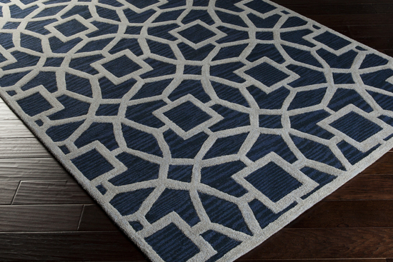 Surya Dream Dst 1169 Navy Grey Area Rug