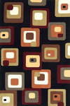 Momeni Elements EL-10 Black Closeout Area Rug - Fall 2012