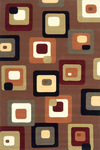 Momeni Elements EL-10 Brown Closeout Area Rug - Spring 2013