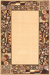 Momeni Elements EL-14 Ivory Closeout Area Rug - Spring 2011