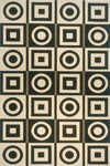 Momeni Elements EL-19 Black Area Closeout Rug - Fall 2012