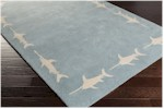 Surya Somerset Bay Escape ESP-3117 Slate/Light Grey Closeout Area Rug - Spring 2015