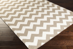 Surya Frontier FT-289 Taupe/Winter White Closeout Area Rug - Fall 2015